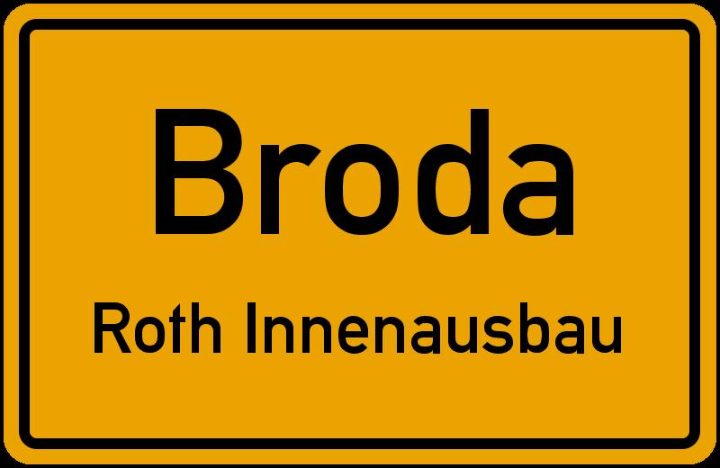 Roth Innenausbau - Fliesenleger, Mosaikleger, Trockenbauer und Bodenleger in Broda