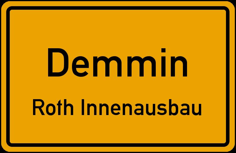 Roth Innenausbau - Fliesenleger, Mosaikleger, Trockenbauer und Bodenleger in Demmin