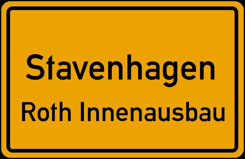 Roth Innenausbau - Fliesenleger, Mosaikleger, Trockenbauer und Bodenleger in Stavenhagen