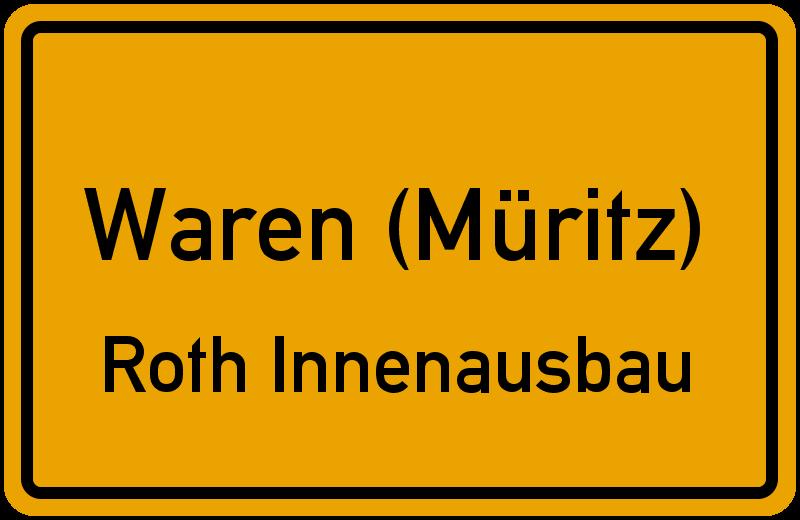 Roth Innenausbau - Fliesenleger, Mosaikleger, Trockenbauer und Bodenleger in Waren